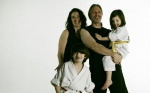 Ebbert Family – Evolve All, martial arts training