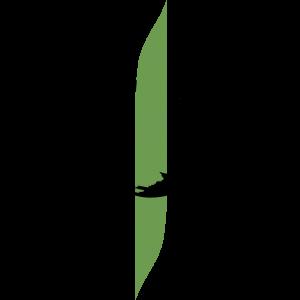 Evolve all logo single color growth copy
