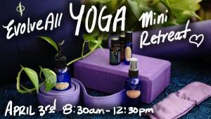Yoga mini retreat