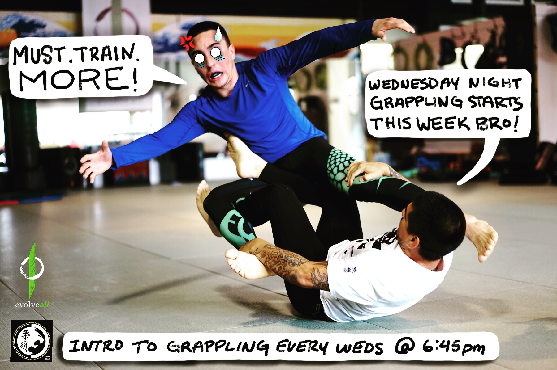 IMG 0160 - Wednesday Evening Grappling and Brazilian Jiu-Jitsu
