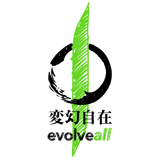 cropped evolveall 2 symbol and text black - Soupar Sovidaray