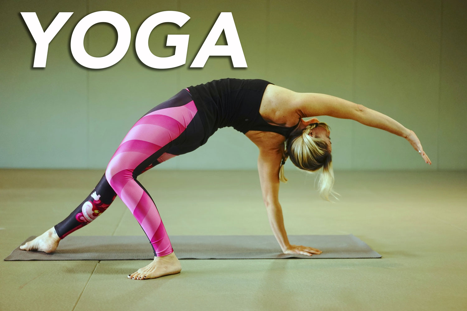yoga - Fitness and Wellness